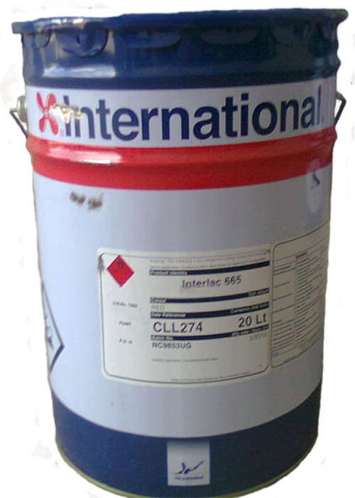 Internationla - Interlac 665 - CLL274
