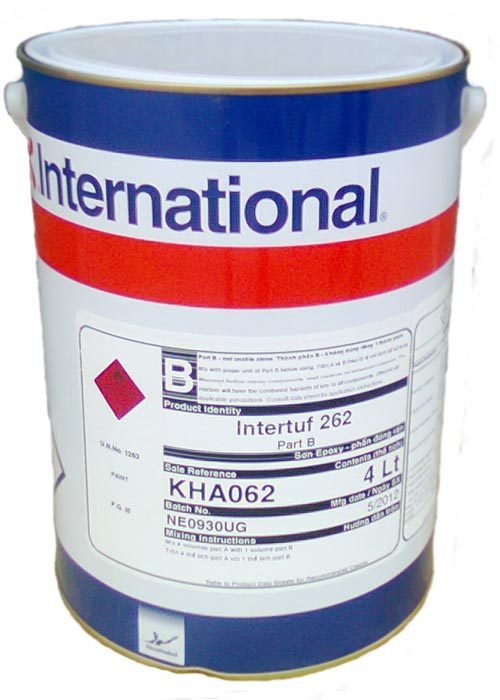 Internationla - Intertuf262 - KHA062