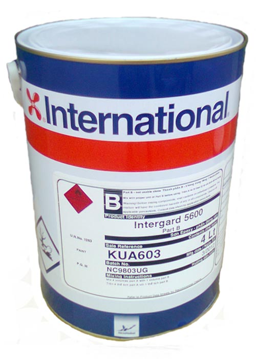 Internationla - Intergard 5600 - -- KUA603